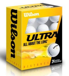 WILSON Golfbälle Ultra 24 VPE