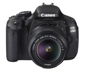 Canon EOS 600D SLR Digitalkamera