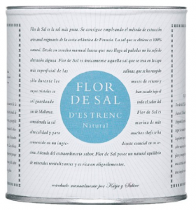 Gusto Mundial Flor de Sal Natural