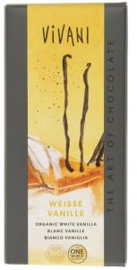 Vivani Weisse Schokolade