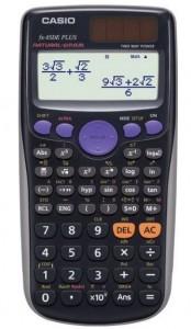 Casio FX-85DE Plus technisch-wissenschaftlicher Taschenrechner