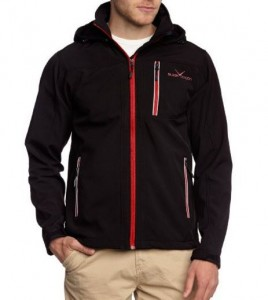 Black Canyon Softshell Jacke