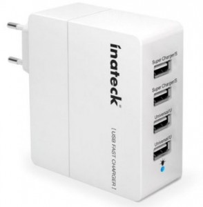 Inateck 30W USB Port