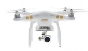 DJI Phantom III Professional Quadrocopter