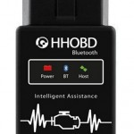 EXZA® HHOBD® Bluetooth Torque Android Diagnose Auto